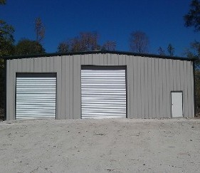 Steel Building, Prefab Metal Building Contractor Port of Houston | Steel Buildings