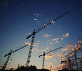 Cranes, Prefab Metal Building Contractor Port of Houston | Steel Buildings